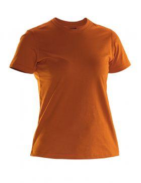 5265 T-skjorte dame Orange