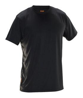5522 T-skjorte Spun Dye Black