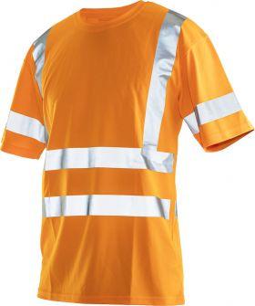5591 T-skjorte Varsel Orange