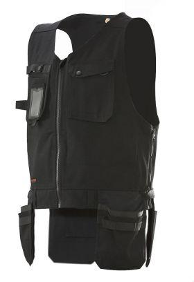 7381 Håndverksvest Core Black