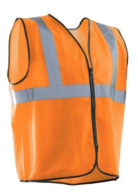 7586 Refleksvest Orange