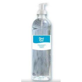 DesiGel håndsprit 0.5 liter, 70%.