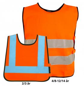 Gøteborg Jr. Safety Orange