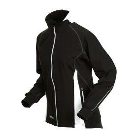 iwear ADVANCE jacket, women-Black. Outgoing style