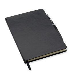 Notaplus A5 notatbok med penn