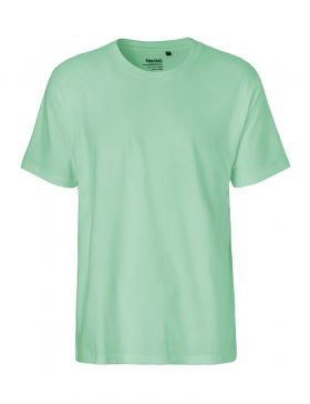 Klassisk T-skjorte Dusty Mint