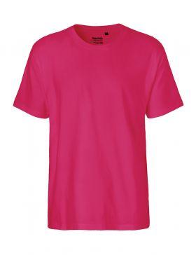 Klassisk T-skjorte Rosa