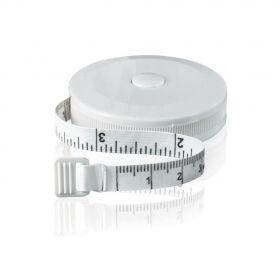 Skredder målebånd - rundt, tommer/cm