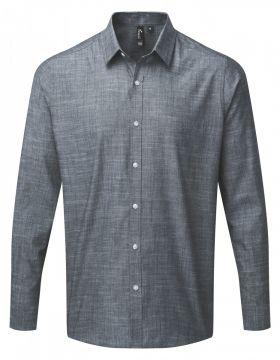 Slub Chambray Shirt L/S (H)