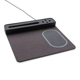 Air musematte med 5W trådløs ladning og USB
