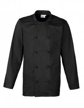 Cuisine L/S Chef's Jacket Sort