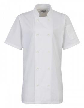 Women's Chef Jacket S/S