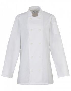 Women's Chef Jacket L/S