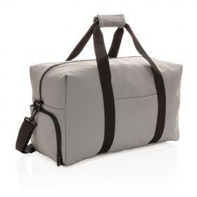 Weekend-duffelbag av glatt PU