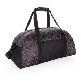 rPET reflekterende weekendbag med AWARE™-sporer