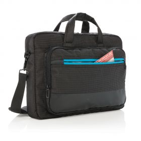 "Elite 15,6"" laptop veske med USB inntak"