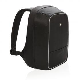 "Swiss Peak anti- theft 15,6"" laptop ryggsekk"