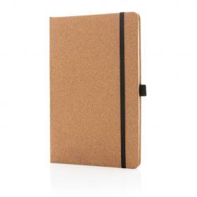 Kork hardcover notatbok A5