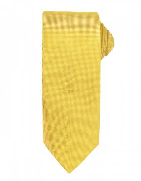 Micro Waffle Tie Solgul