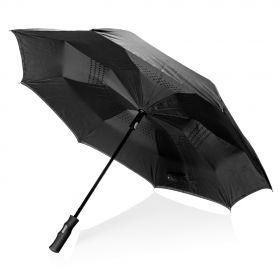 "Swiss Peak 23"" automatisk reversibel paraply"