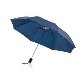 """Deluxe 20"""" sammenleggbar paraply"""