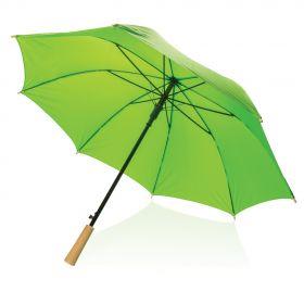 "23"" auto åpne stormsikker RPET paraply"