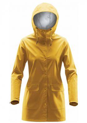 Women's Squall Rain Jacket Gul