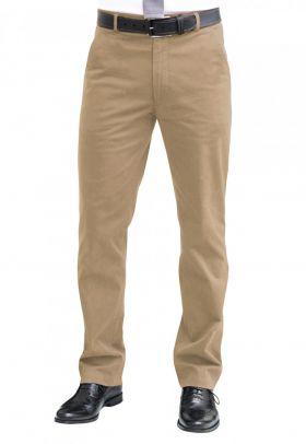 Denver Classic Chino Bukse (H) Beige