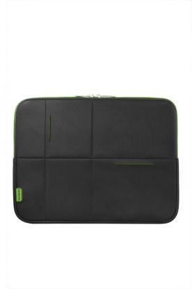 Airglow Sleeves PC sleeve M Svart/Grønn