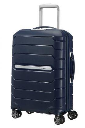 Flux Utvidbar koffert 4 hjul 55cm