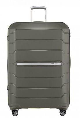 Flux Utvidbar koffert 4 hjul 81cm Dark Olive