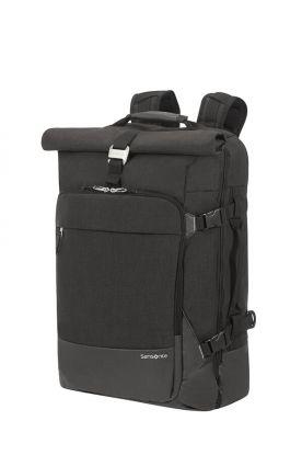 Ziproll Duffelbag 3-Way 55cm Sort