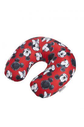 Disney Reisepute Mickey/Minnie Red