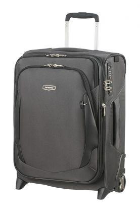 X'blade 4.0 Utvidbar koffert 2 hjul 55cm Grey(s)/Black