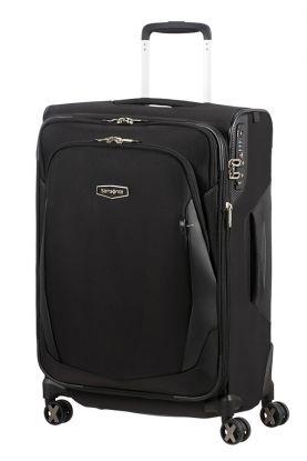 X'blade 4.0 Utvidbar koffert 4 hjul 63cm Sort