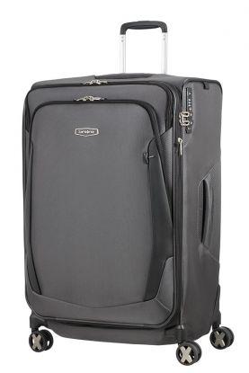 X'blade 4.0 Utvidbar koffert 4 hjul 78cm Grey(s)/Black