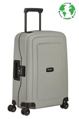 S'Cure ECO Koffert 4 hjul 55cm post consumer