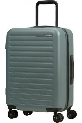 StackD utvidbar koffert 4 hjul 55cm Forest