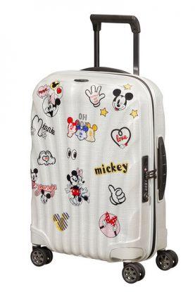 C-Lite Disney koffert 4 hjul 55cm
