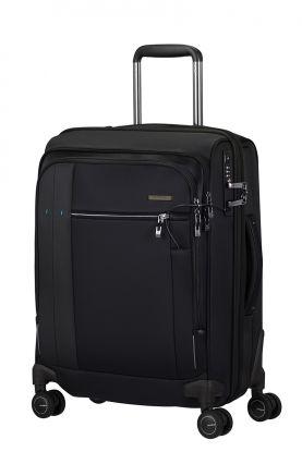 Spectrolite 3.0 Utvidbar koffert med 4 hjul 55cm Sort
