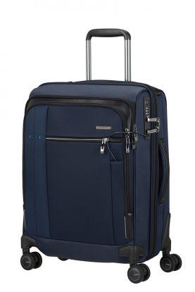 Spectrolite 3.0 Utvidbar koffert med 4 hjul 55cm Deep Blue