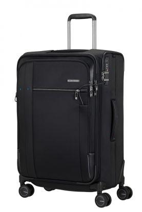 Spectrolite 3.0 Utvidbar koffert med 4 hjul 68cm Sort