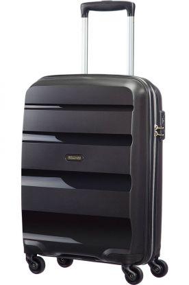 Bon Air Koffert med 4 hjul 55 cm Sort
