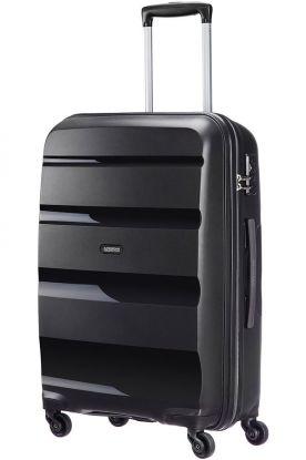 Bon Air Koffert med 4 hjul 66 cm Sort